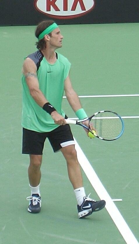 Carlos Moya Australian Open 2006