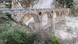 Marmifera - Viaduct of Vara