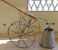 Carretto per il trasporto del latte - Musei del cibo - Parmigiano - 065.tif