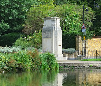Carshalton - Carshalton War Memorial