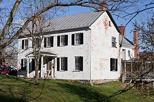 National Register of Historic Places listings in Mineral County, West Virginia - Image: Carskadon House