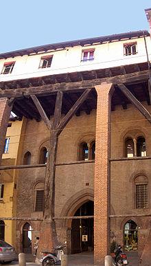 Portici di bologna wikipedia for Foto di portici per case