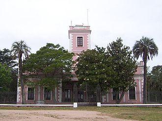 Máximo Tajes - The residence of Máximo Tajes, now a house museum.