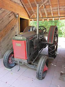 1936 Case Model Cc Tractor