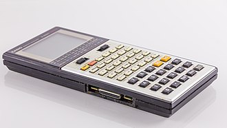 Casio graphic calculators - Casio fx-8000G