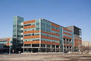 Detroit Public Schools Community District - Cass Technical High School