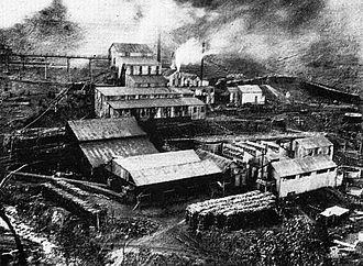 Cassilis, Victoria - Cassilis Mine, circa 1900