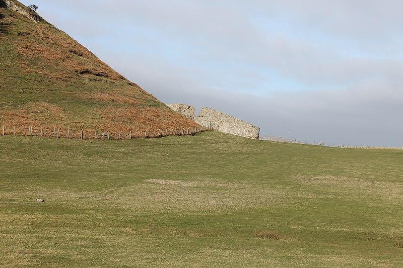 File:Castell Degannwy Deganwy Castle Sir Ddinbych Wales 11.JPG