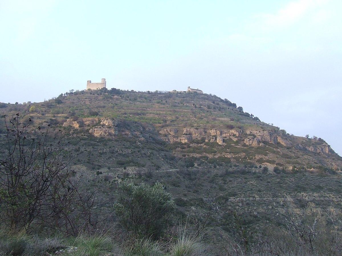 Castell de Mur (castell) - Viquipèdia, l'enciclopèdia lliure