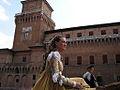 Castello estense di Ferrara - il palio.jpg