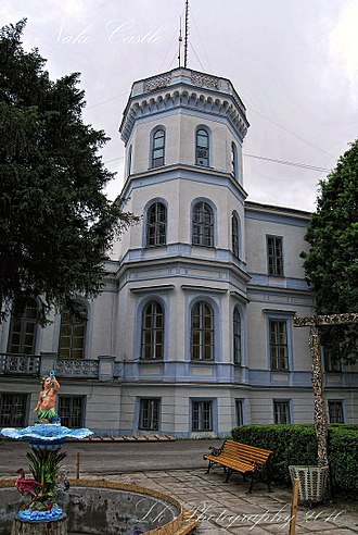 Sânnicolau Mare - Image: Castelul Nako