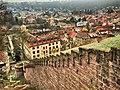 Castle Wall, Burg Wertheim.jpg