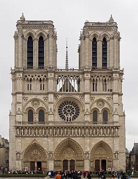 Собор собор парижской богоматери notre