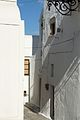 Catholic archbishopric and Panagia Theoskepasti, Naxos Town 110242.jpg