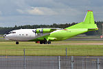 Cavok Air, UR-KDM, Antonov An-12BK (19589842865) (2).jpg