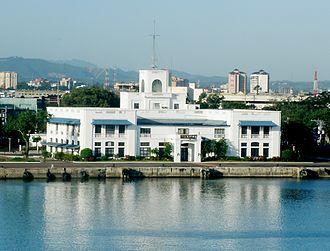 Cebu City - Malacañang sa Sugbo, the presidential residence in the Visayas