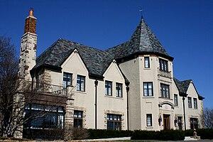 Cedar Crest (mansion) - Image: Cedar Crest