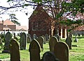 Cemetery, Kirton - geograph.org.uk - 415861.jpg