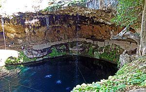 Valladolid, Yucatán - Zací Cenote
