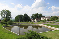 Center of Štěpkov, Třebíč District.JPG