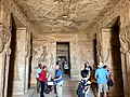 Central Hall, Temple of Hathor and Nefertari, Abu Simbel, AG, EGY (48016651451).jpg
