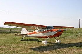 Top Flite Cessna  Kit Build