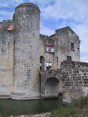 Saint-Jean-d'Angle - Chateau