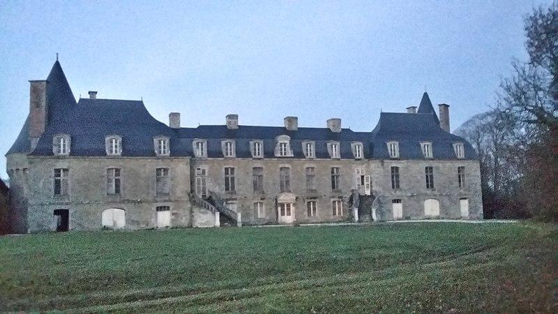 File:Château du Bois de la Roche, Néant-sur-Yvel 20161206.jpg
