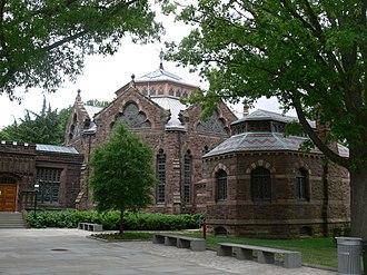 William Appleton Potter - Chancellor Green Library, Princeton University (1871-73).