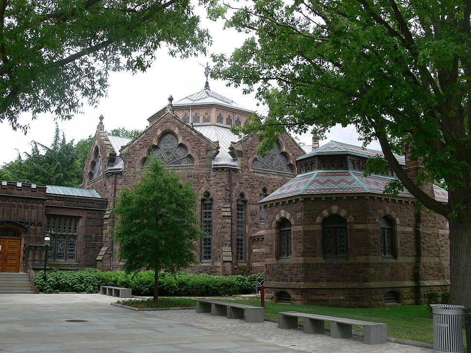 Chancellor Green exterior Princeton