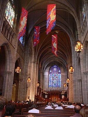 Princeton University Chapel; Princeton, New Jersey