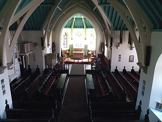 St John's, Isle of Man - Chapel of St John (Tynwald Church)