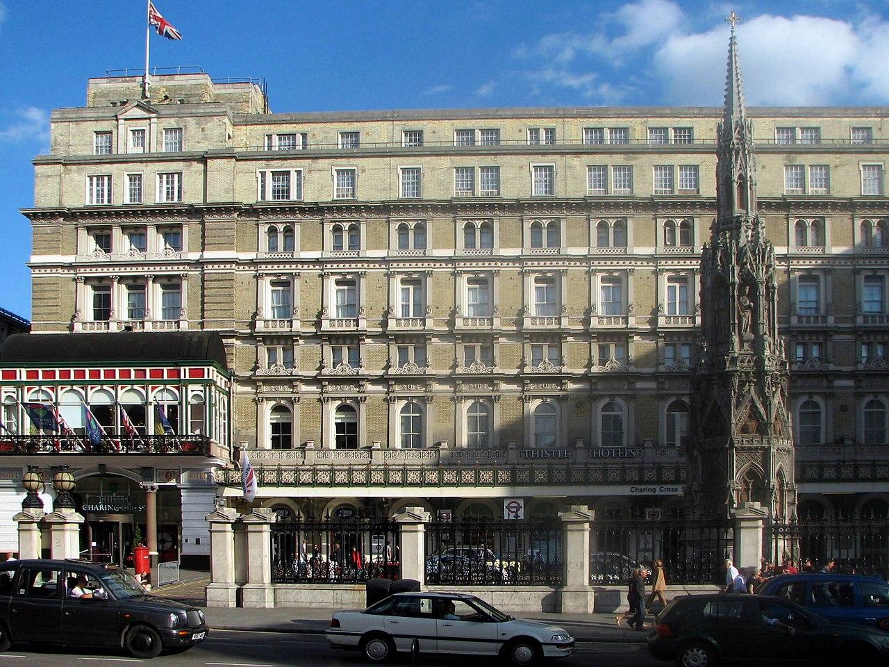 Thistle Hotel London Kensington Gardens