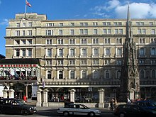 Train Hotel Londres
