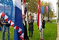 Charles A. Coulombe, Great War commemoration in Croatia 01.jpg