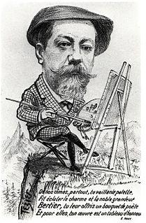 Charles Bertier French painter