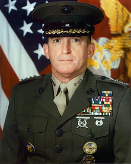 Charles C. Krulak 31st Commandant of the Marine Corps