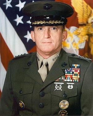 Charles C. Krulak.