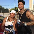 Charles M Robinson with Dj Paul.jpg
