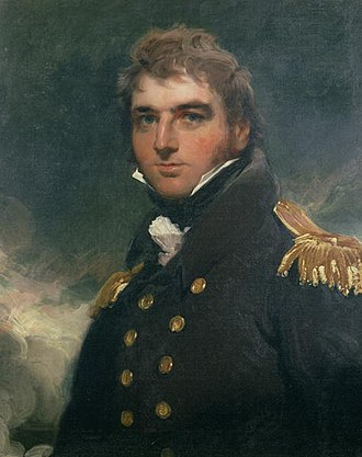 Marquess of Anglesey - Vice-Admiral Sir Charles Paget, younger brother of the first Marquess of Anglesey.