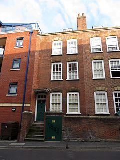 Charles Wesley's house, No. 4 Charles Street, Bristol.jpg