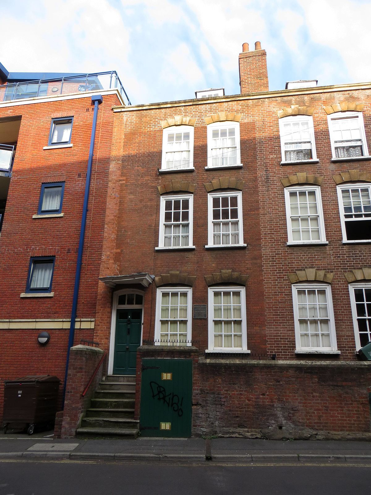 charles wesley 39 s house wikipedia