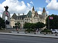 Chateau Laurier from the War Memorial.jpg