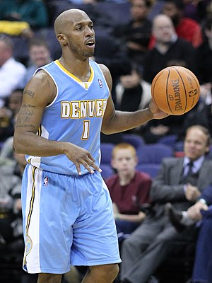 Denver Nuggets - Chauncey Billups, acquired in 2008, helped the George Karl/ Carmelo Anthony duo to their first playoff series win.