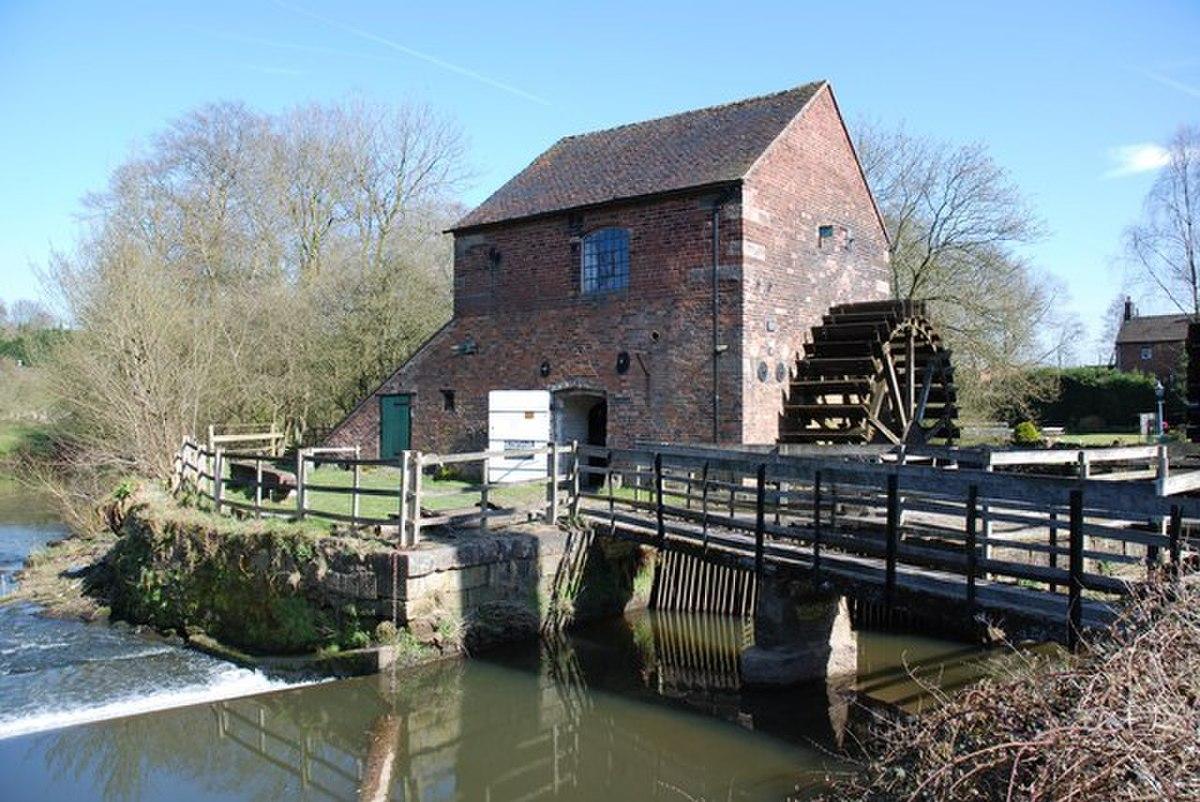 Cheddleton Flint Mill - geograph.org.uk - 413182.jpg