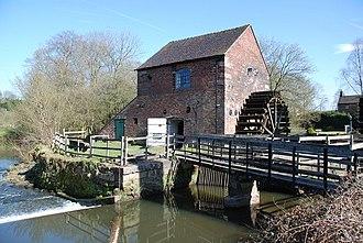 Cheddleton - Cheddleton Flint Mill