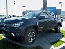 Chevrolet Colorado Wikipedia