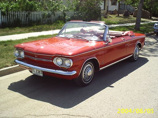 Chevrolet Corvair (539453891)