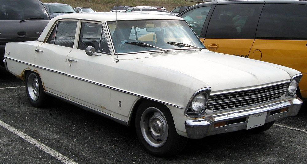 Chevrolet Chevy Ii Nova Eanswers