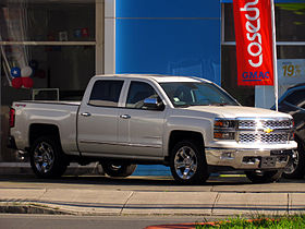 Image illustrative de l'article Chevrolet Silverado